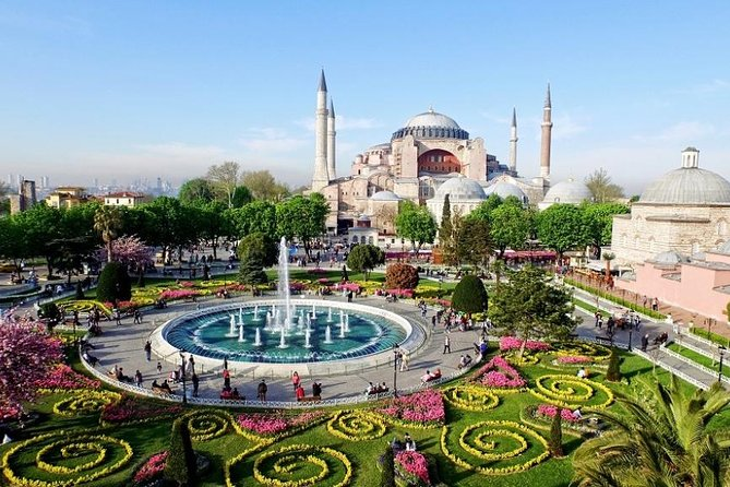 Private Tour: Istanbul's Ottoman Experience Including Topkapi Palace and Blue Mosque