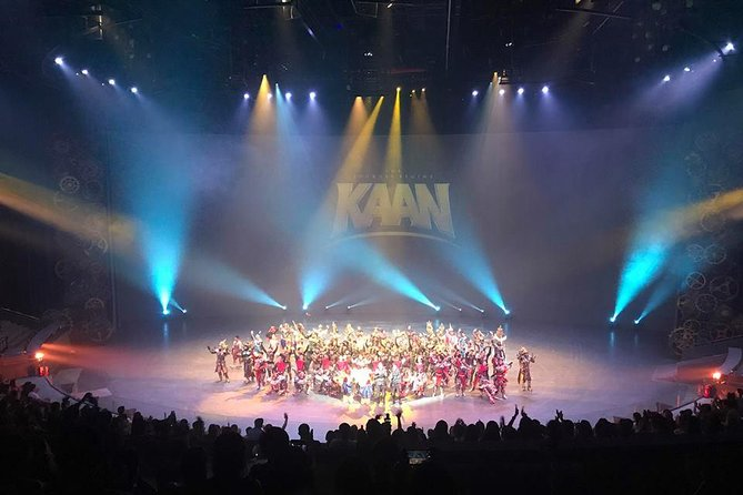 Pattaya : Kaan show cinematic live experience with round trip service