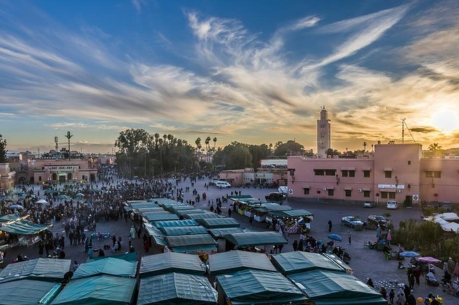 Private 6-hour City Tour of Marrakech with Hotel pick up & drop off