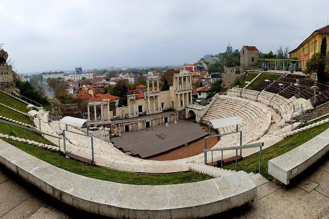 The Oldest European City – Plovdiv with Free pick up