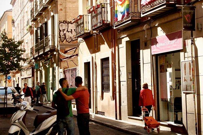 Gaystory LGBTQ Madrid city tour