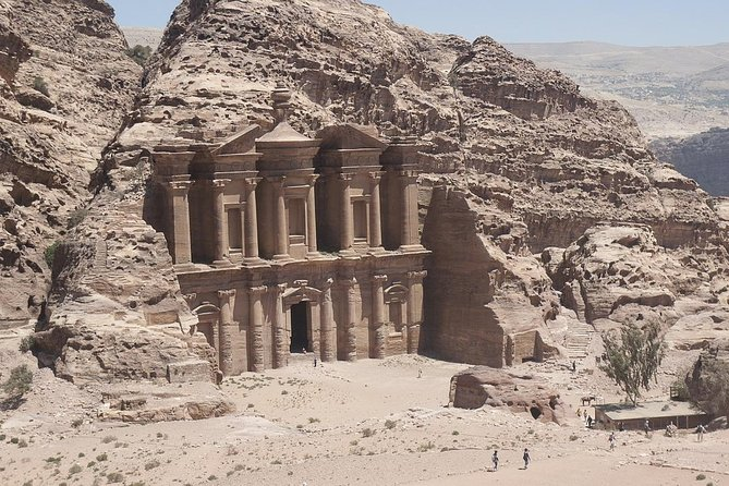 Petra Day Tour- Best of Petra Tour From Amman with Guide and Lunch Included