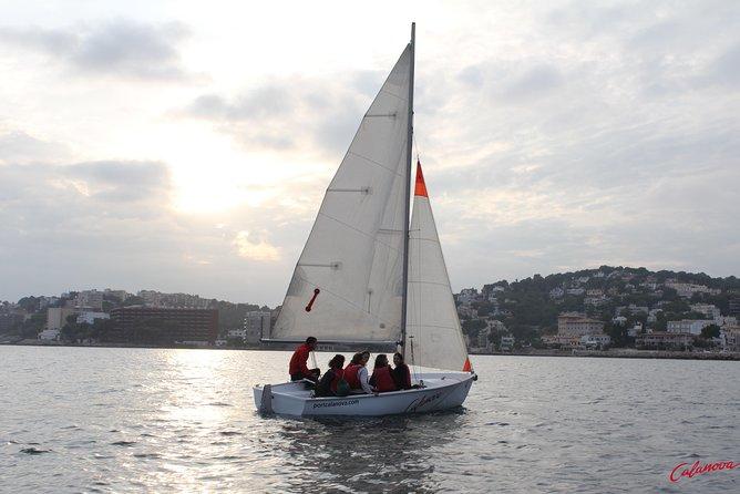 Sailing Baptism in Palma
