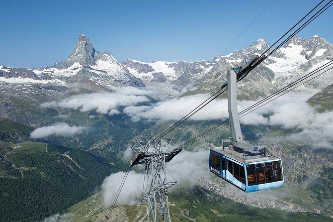 Zermatt - Rothorn: Enjoy the classical view of the Matterhorn