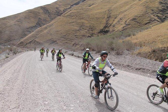 Cuesta del Obispo Mountain Bike Tour from Salta