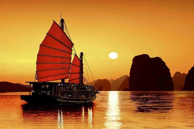 Halong Bay 3 days 2 nights on Christina Diamond Cruise 4 STARS LUXURY photo 20