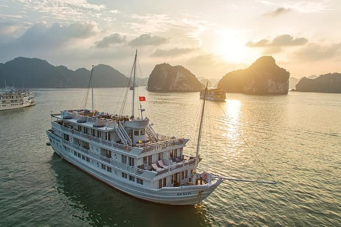 Halong Bay 3 days 2 nights on Christina Diamond Cruise 4 STARS LUXURY photo 10