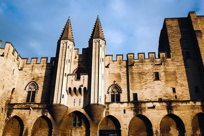 Classic old town Avignon from the Romans to the Pope's - half day private tour