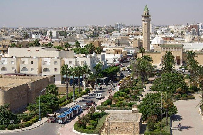 Excursion demi journée Sousse, Monastir