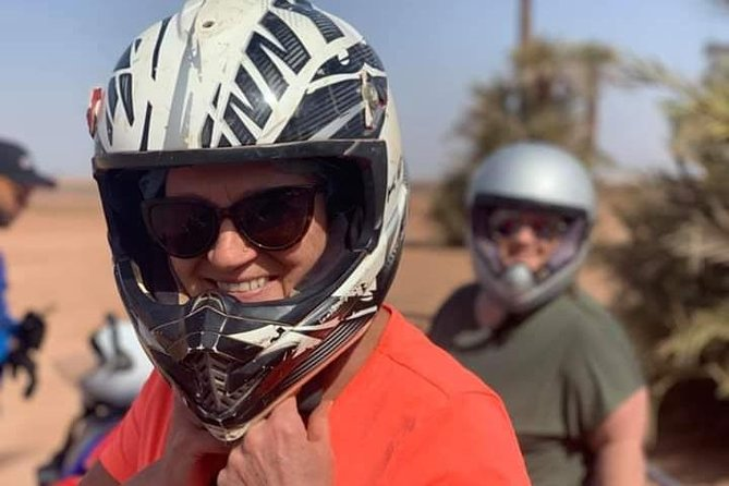 Quad Biking Adventure with Camel Ride