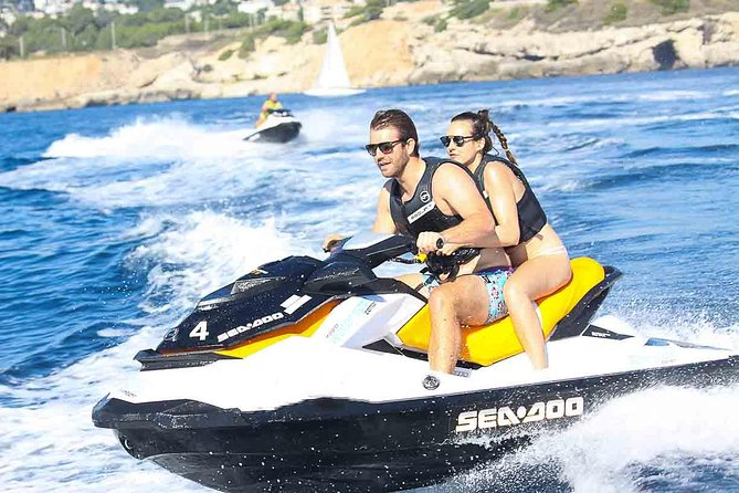 Jet Ski Excursion in Palma