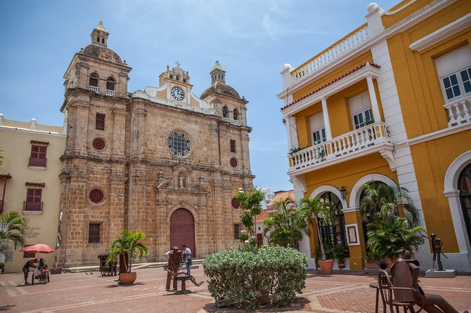 Private Cartagena City tour from Cruise Terminal
