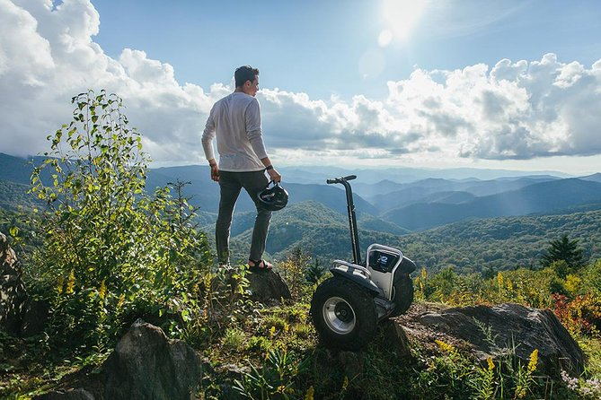 Basic tour - off road Segway for beginners