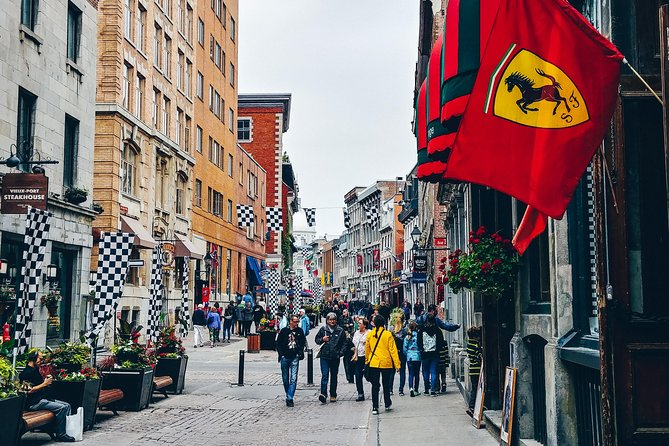 Explore Old Montreal - Small Group Walking Tour