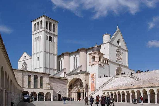 Assisi and Saint Francis from Rome, 1 day Private Tour