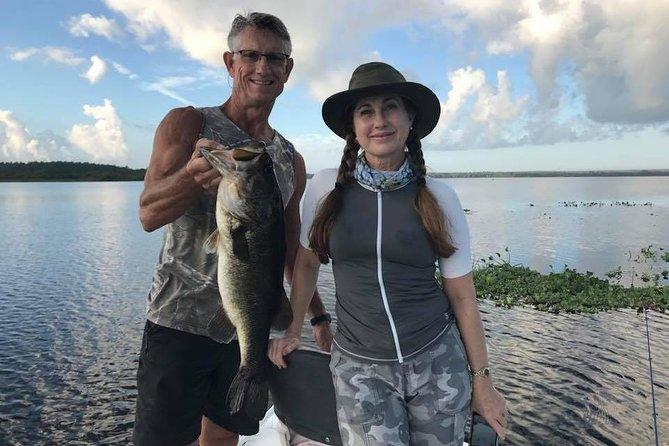 Rodman Reservoir Fishing Trips near Gainesville Florida