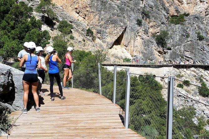 Caminito del Rey group walking tour