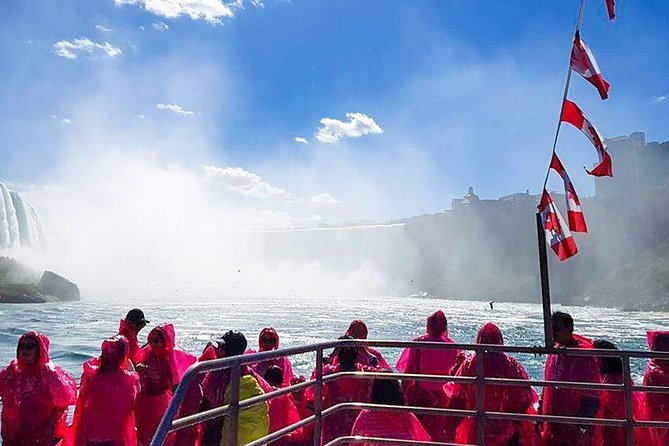 Private Niagara Falls Full-Day Tour from Toronto