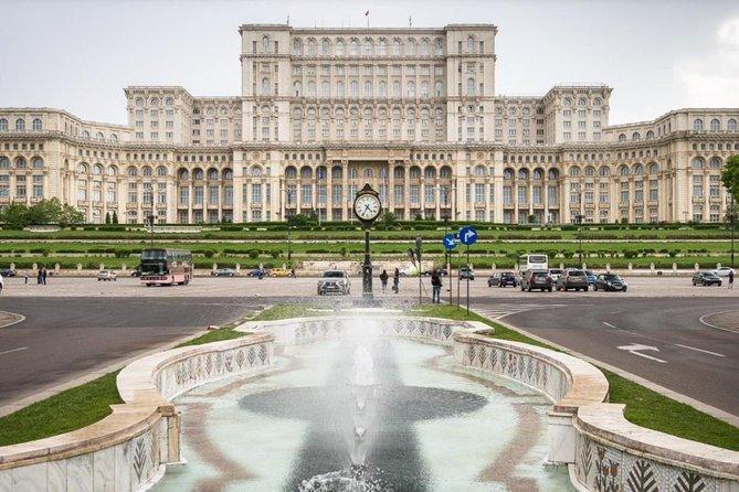 Bucharest Private City Tour
