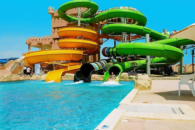 jungle aqua park hurghada day use