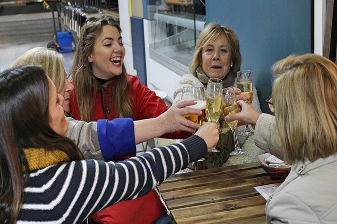 Madrid Gourmet Tapas Walking Tour Including La Latina and Lavapiés