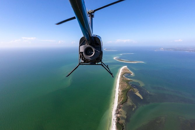Magnificent Helicopter Tour -Tampa Bay, Skyway Bridge, Beaches of Pinellas Co. photo 15
