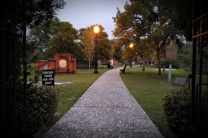 Savannah Supernatural Haunted Walking Tour