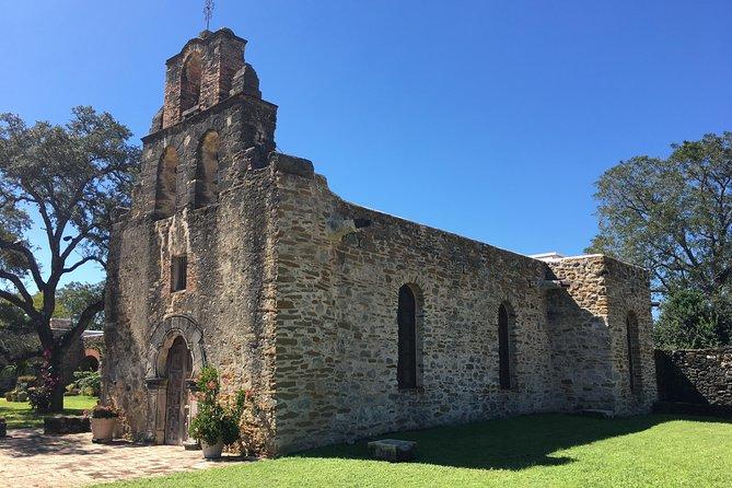 Visiting Mission Capistrano