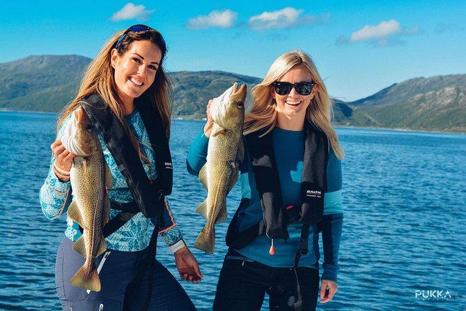 Tour di pesca norvegese