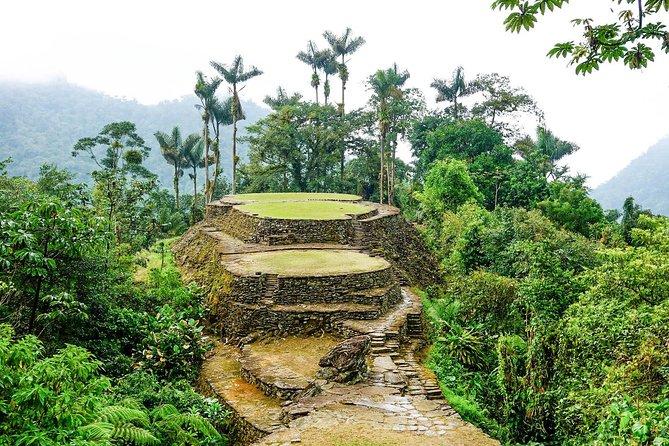 Ciudad Perdida 4-tägige Wanderung von Santa Marta