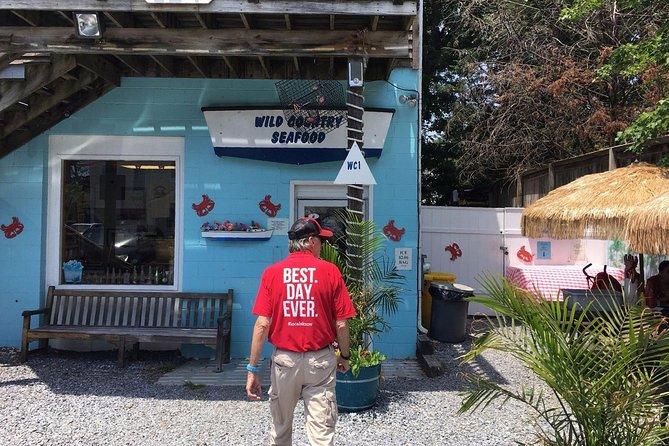 Original Annapolis Seafood Crawl