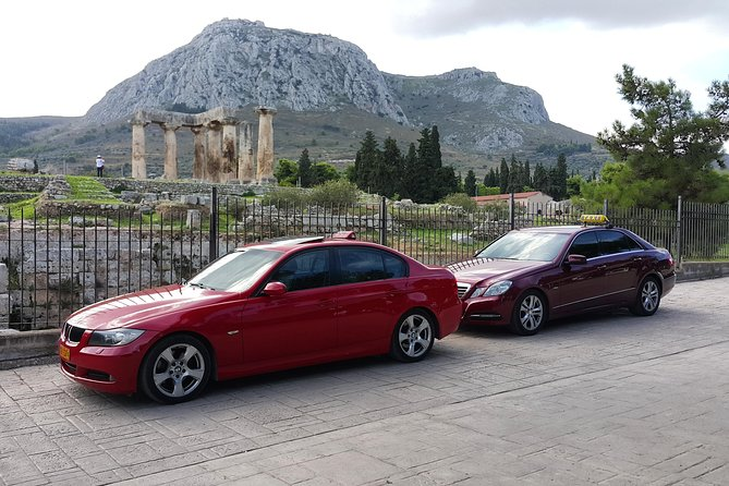 Ancient Nemea and Wine Tasting Private Tour from Corinth