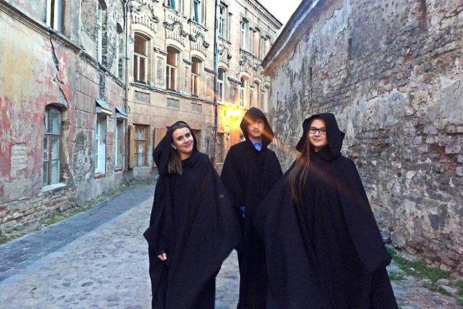 Vilnius Old Town 2-hour Ghost Tour