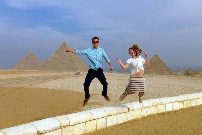 Pyramids full day tour