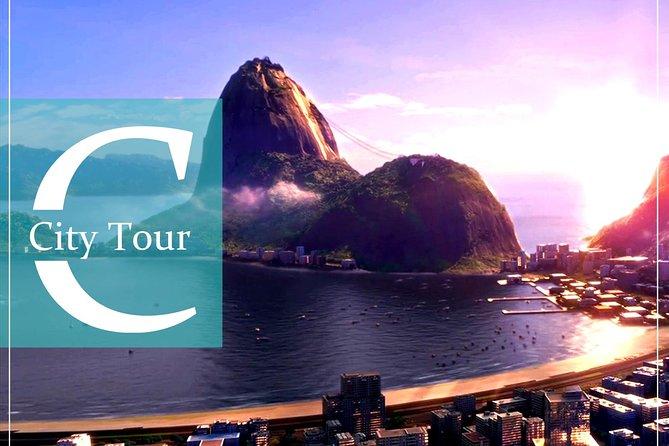 Rio de Janeiro Day Tour with Lunch