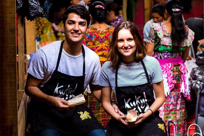 Guatemalan Food Tour in Antigua