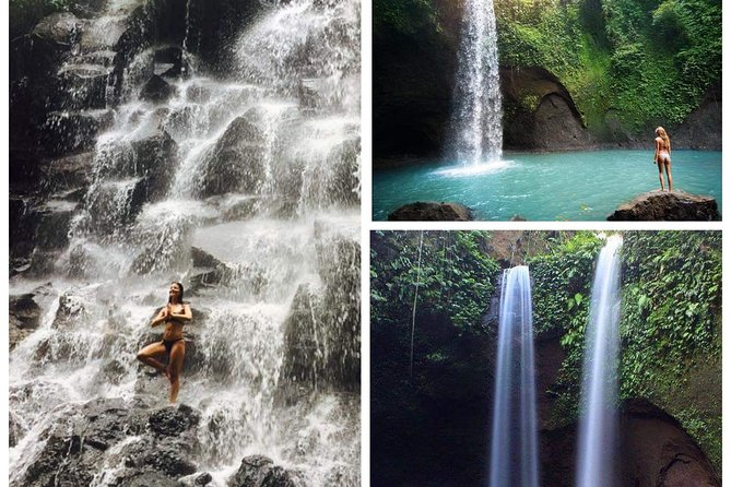 "Private Bali Waterfalls tour ""tukad cepung,kanto Lampo,Tibumana & Goa Rangreng"""