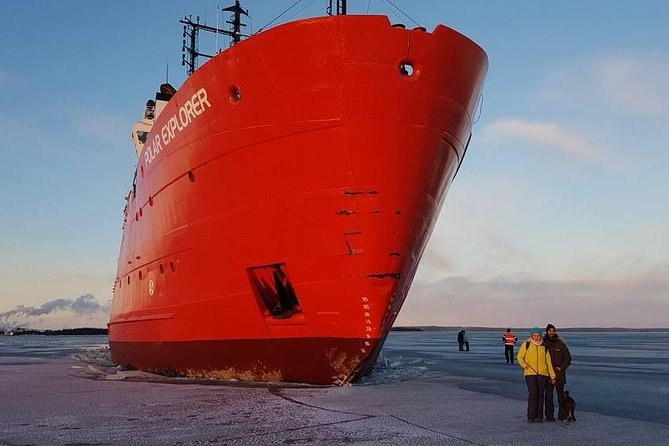 Icebreaker tour from Rovaniemi