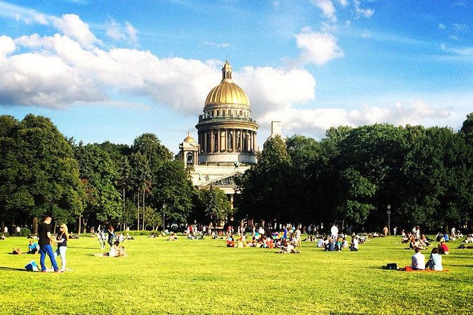 Saint-Petersburg for Art Lovers 2-Day Shore Tour for Cruise Passengers