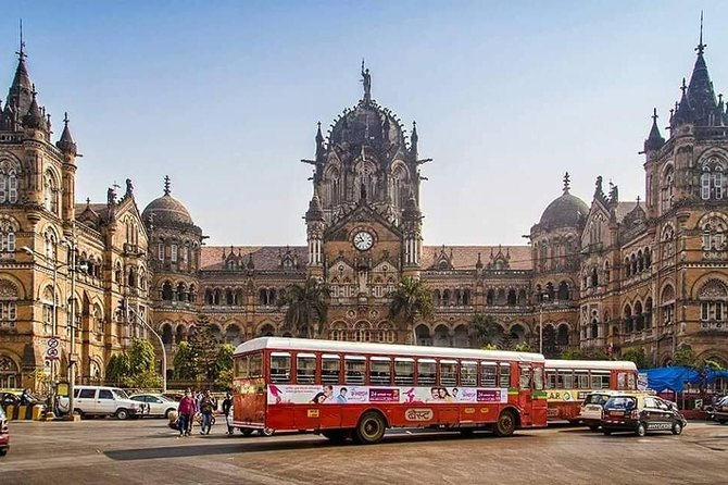Private Mumbai City Tour and Bollywood Tours With Meal