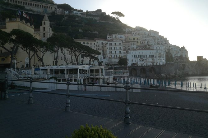 Transfer From Naples to the Amalfi Coast