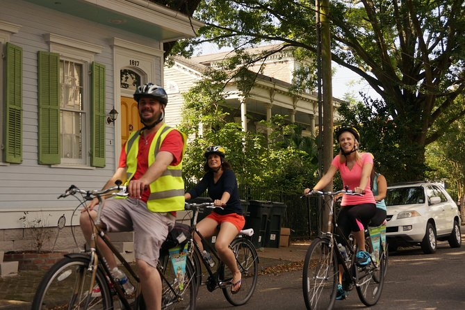 Small-Group New Orleans Bike Tour