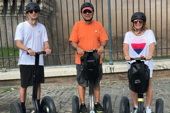 Semi-Private Segway Tour of Rome