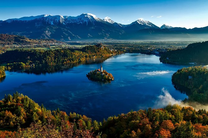 Lake Bled & Ljubljana - Private day tour from Zagreb