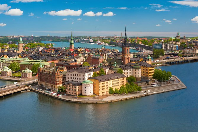 Stockholm Historical Walking Tour