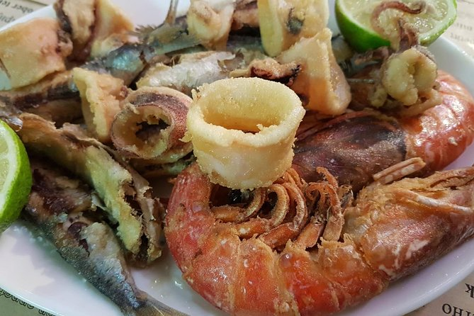 3-Hour Secret Food Tour Athens of PSYRRI AREA