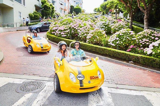 GoCar San Francisco Tour
