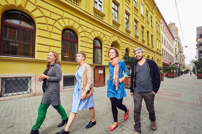 Expert Led Private Tour of Budapest's Jewish Quarter