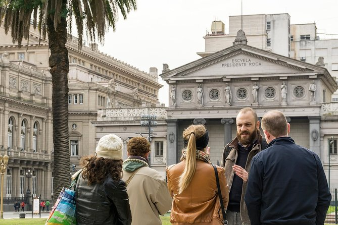 Expert Led Private Tour of Buenos Aires' Architecture