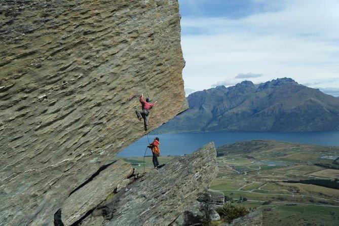 Escalada en roca día completo
